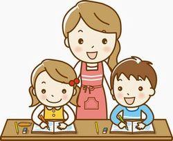 家族で勉強